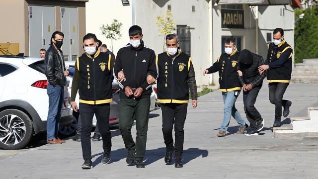 Adanada 2 kapkaççı tutuklandı