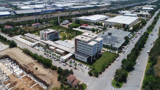Antalya OSBdeki sanayiciler, 2020de elektrik tüketim rekoru kırdı