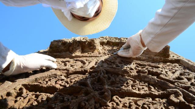 Bu yıl hedef 600 arkeolojik kazı