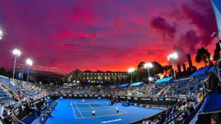 Karantinaya alınan kadın tenisçiler için hazırlık turnuvası