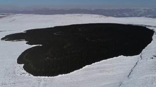 Azerbaycan'daki yanardağ faaliyete geçti