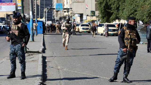 Irak ordusu: Bağdattaki saldırının failleri Irak vatandaşı