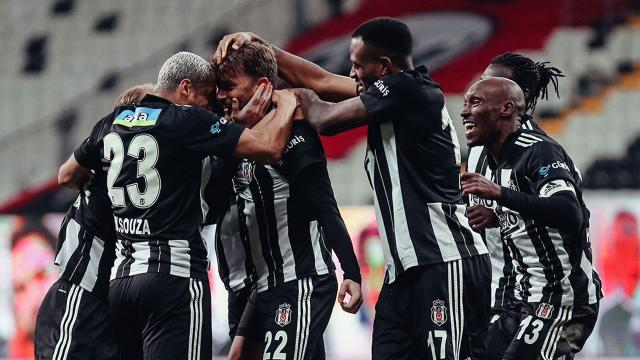 Beşiktaş evindeki en uzun galibiyet serisini geliştirdi