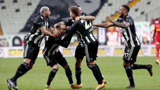 İlk yarının en golcü takımı Beşiktaş oldu