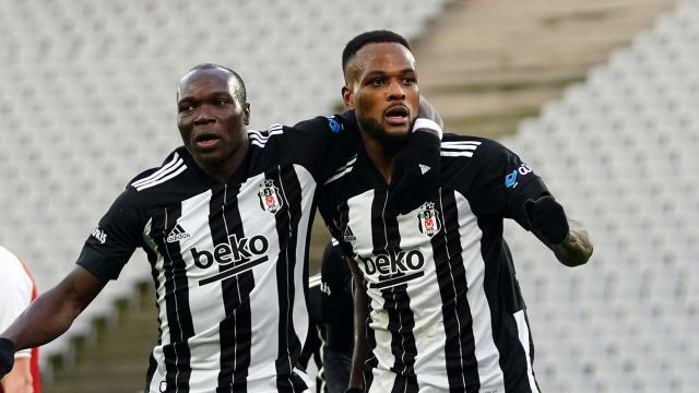 Süper Ligin en iyi ikilisi: Aboubakar-Larin