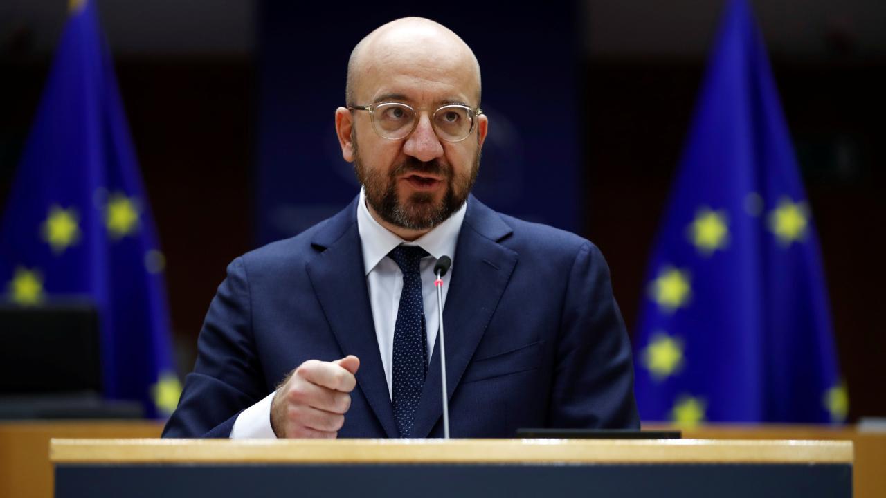 AB Konseyi Başkanı Michel: AB, Gürcistan'ın toprak bütünlüğünü destekliyor