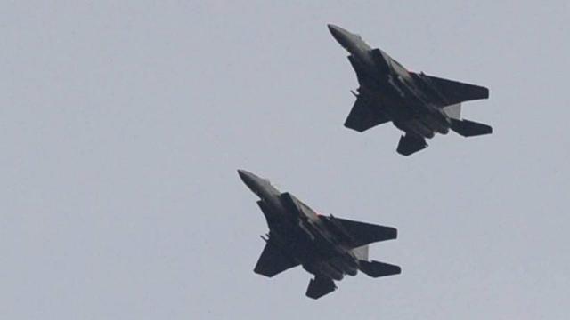 Çine ait savaş uçakları Tayvan hava savunma sahasını ihlal etti