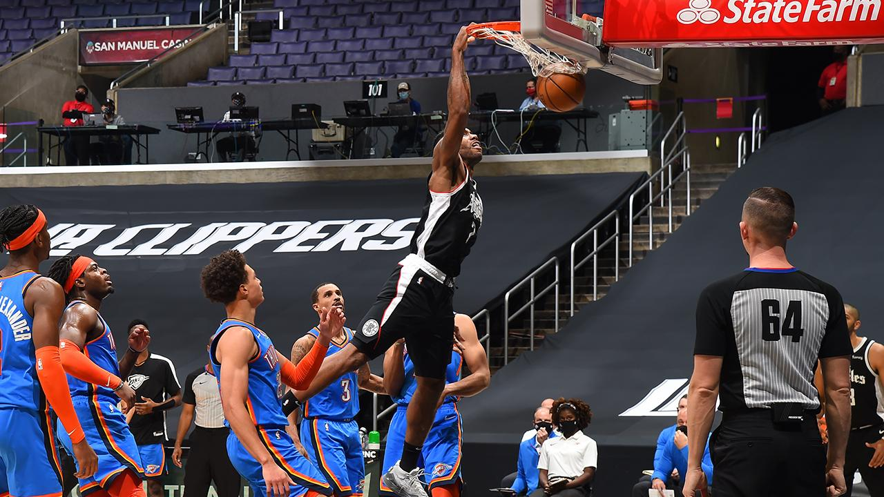 NBA'de Clippers, üst üste 7. kez kazandı