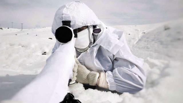 Eren-5 Operasyonu ile PKKnın kış üslenmesine darbe