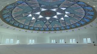 Avrupa'nın en büyük kubbeli camisi Almanya'da tamamlandı
