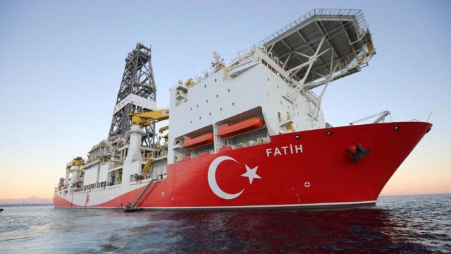 Karadenizin Fatihi yeni durağı Türkali-2 kuyusuna ulaştı