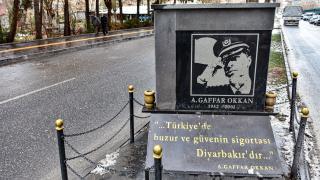 Diyarbakırlılar şehit Gaffar Okkan'ı unutmadı