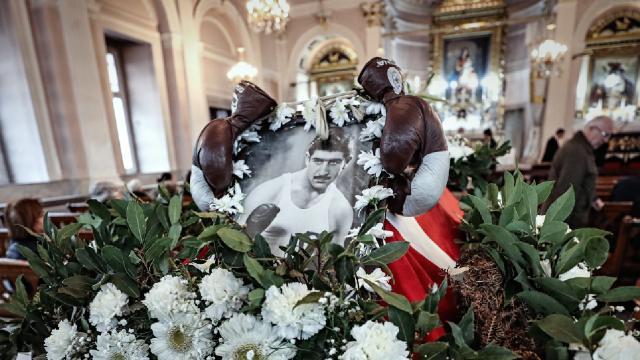 Vefatının 1inci yılında milli boksör Garbis Zakaryan anıldı