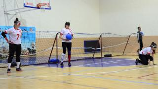 Golbol Kadın Milli Takımının hedefi yine olimpiyat şampiyonluğu