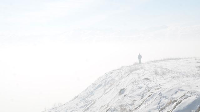 4 il için kuvvetli buzlanma ve çığ uyarısı