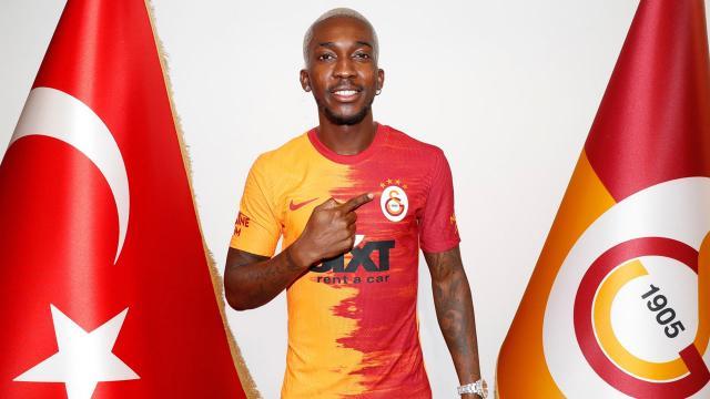 Henry Onyekuru yeniden Galatasarayda