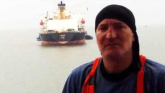 Kaçırılan gemici: Korsan bölgesinden geçiyoruz, endişeliyiz