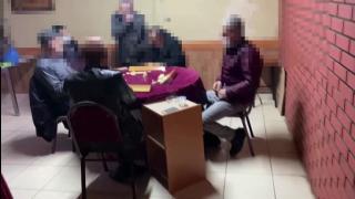 Kocaeli'de kumar oynayan 21 kişiye ceza