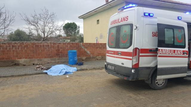 Manisada otomobilin çarptığı motosikletin sürücüsü öldü