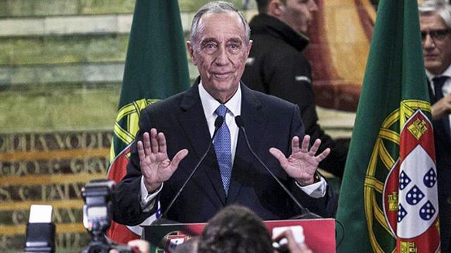 Portekizin yeni Cumhurbaşkanı Sousa