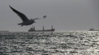 Lodos, Marmara Denizi'nde ulaşımı aksatıyor