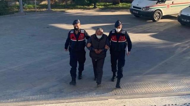 Muğlada hakkında 23 yıl 8 ay hapis cezası bulunan zanlı yakalandı