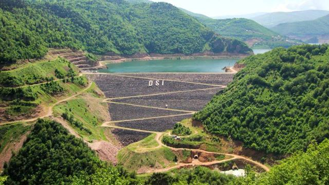 Orduya son 18 yılda 3 baraj ve 1 gölet kazandırıldı