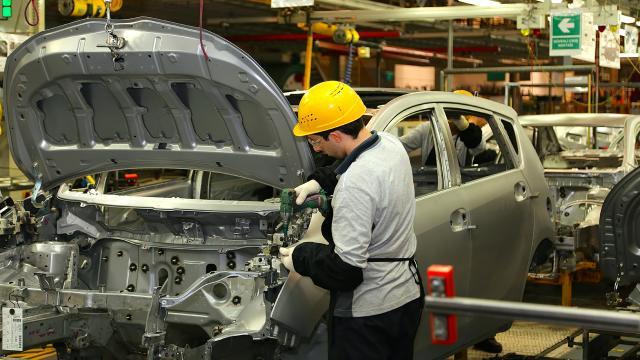 Sakaryada üretilen her 100 araçtan 76sı ihraç edildi