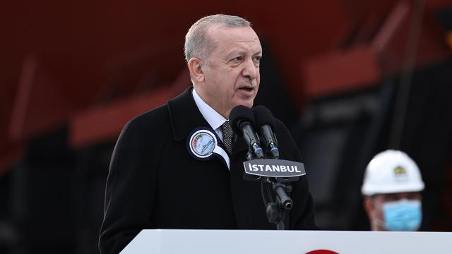 Cumhurbaşkanı Erdoğan: İHA ve SİHAlarımız dünyada gıpta ile takip ediliyor