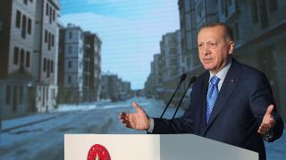 Cumhurbaşkanı Erdoğan: Yeni projelerimizi yatay mimar stratejisiyle hazırlıyoruz