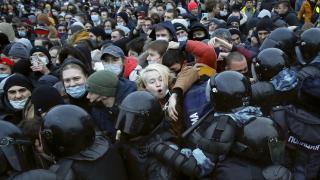 Navalny kararı uluslararası krize dönüştü: Rusya'da son durum
