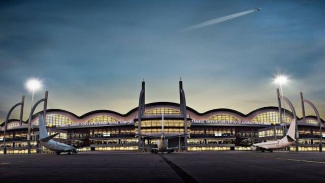 Sabiha Gökçen Havalimanı metroyla Kadıköye bağlanacak