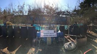 Gaziantep'te 506 litre kaçak içki ele geçirildi