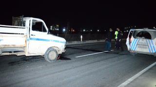 Kaza yapan sürücü ve yolcuya kısıtlama ihlalinden para cezası