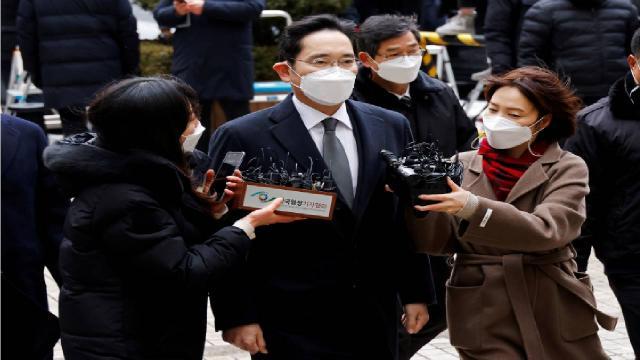 Samsungun veliahdının hapis cezası temyize götürülmüyor