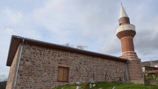600 yıllık cami martta ibadete açılacak