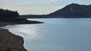 Tahtaköprü Barajı'ndaki doluluk oranı arttı