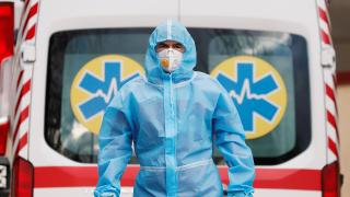 Ukrayna'da koronavirüs: Günlük en yüksek ölüm sayısı görüldü
