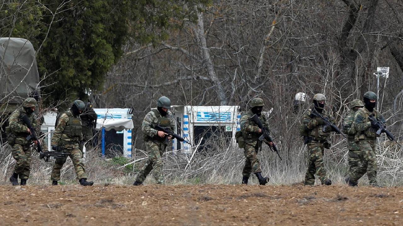 Yunanistan'dan savunmaya rekor bütçe
