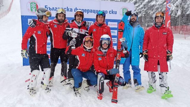 2 milli kayakçıdan bronz madalya