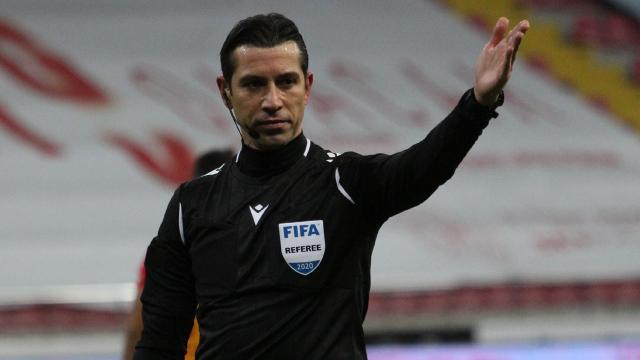 Süper Ligin ilk yarısında en fazla maçı Ali Palabıyık yönetti