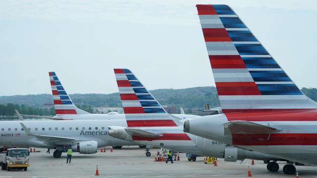 ABDli hava yolu şirketleri geçen yılı zararla kapattı