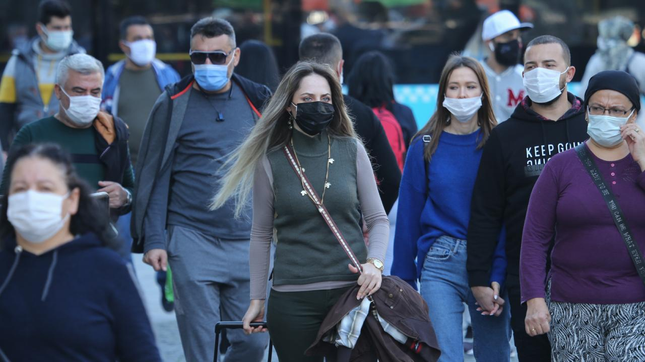 Antalya'da vaka sayısı yüzde 80 düştü