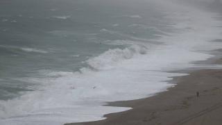 Antalya'da kuvvetli rüzgar ve sağanak etkili oldu