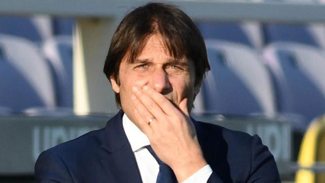 Inter Teknik Direktörü Conteye 2 maç ceza