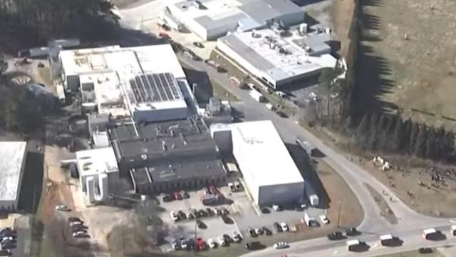 ABDde bir fabrikada kimyasal sızıntı: 6 ölü