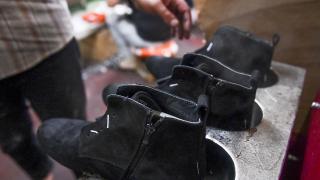 2020'de 285 milyon çift ayakkabı ihraç edildi