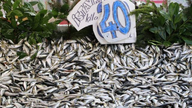 Balıkçıların lodostan denize açılamaması tezgahlardaki çeşidi ve fiyatı etkiledi