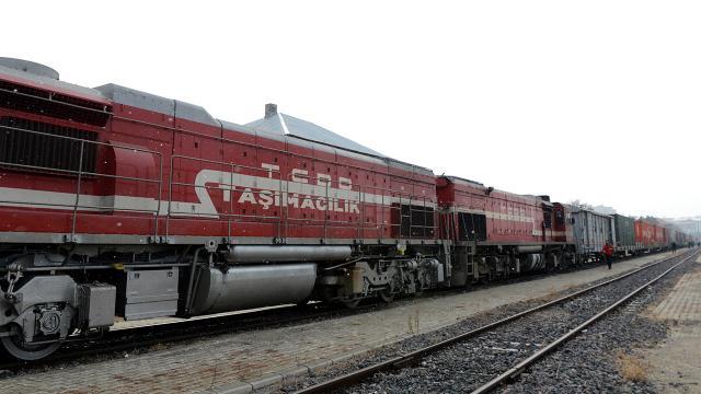 Bor ihracatı için ilk tren yarın yola çıkıyor