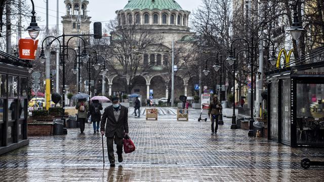 Bulgaristanda salgın önlemleri gevşetiliyor
